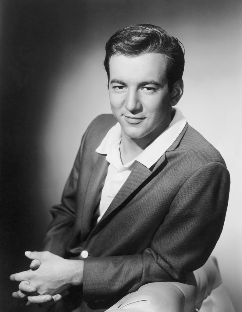 Stock Photo: 990-235 Bobby Darin, (1936-1973)