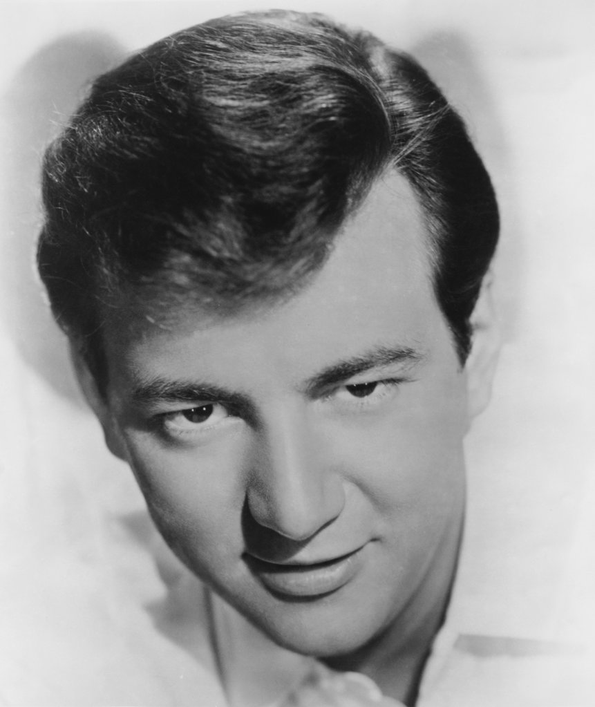 Bobby Darin Singer and Actor : Stock Photo