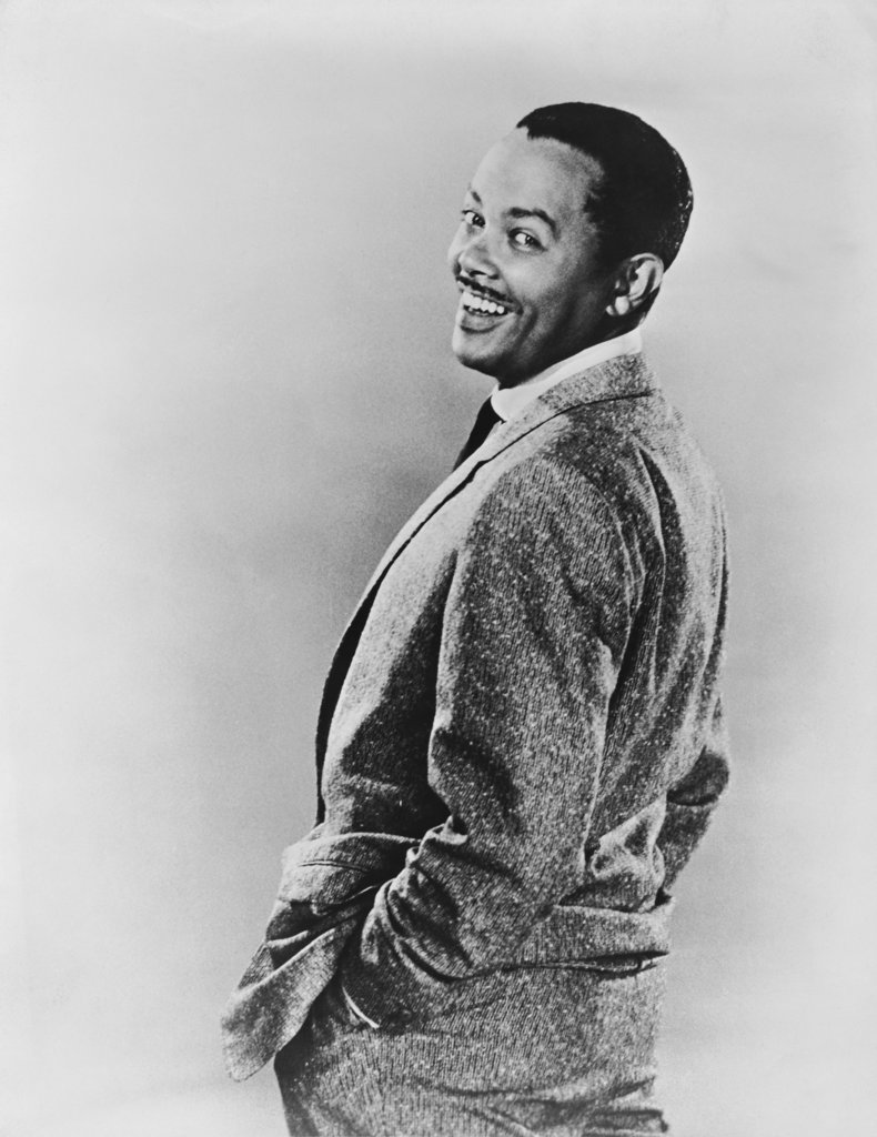 Stock Photo: 990-269 Billy Eckstine Singer