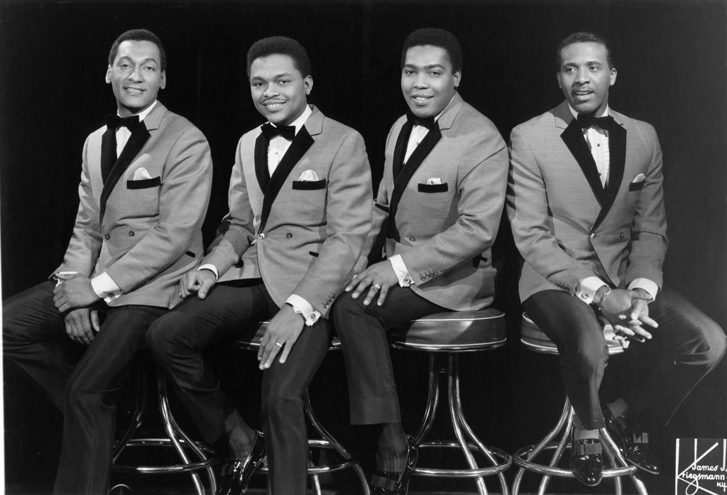 Stock Photo: 990-285 The Four Tops