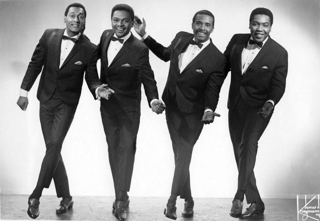 The Four Tops  : Stock Photo