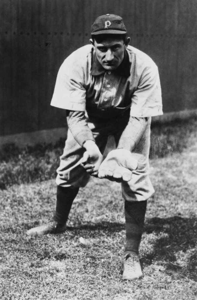 Stock Photo: 990-3037 Honus Wagner