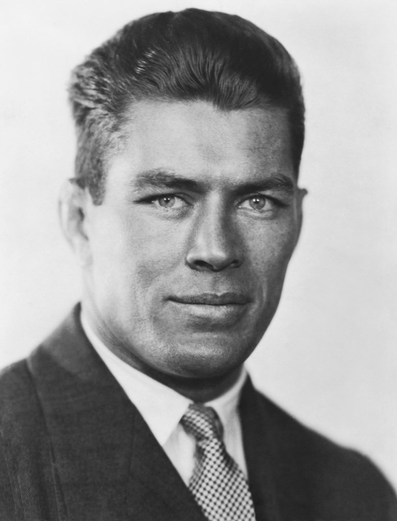 Stock Photo: 990-3048 Gene Tunney Heavyweight Boxing Champion