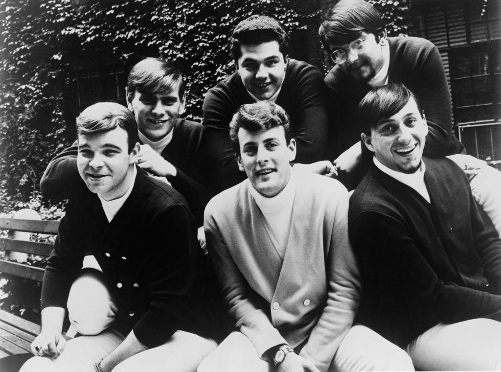 Stock Photo: 990-3097 Tommy James and the Shondells, portrait