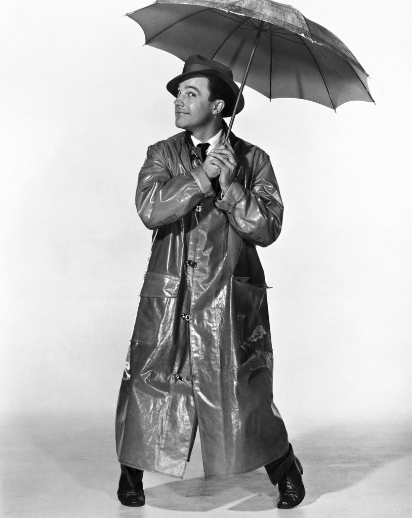 Stock Photo: 990-3133 Gene Kelly, (1912-1996), American dancer, actor, singer, director, producer, and choreographer