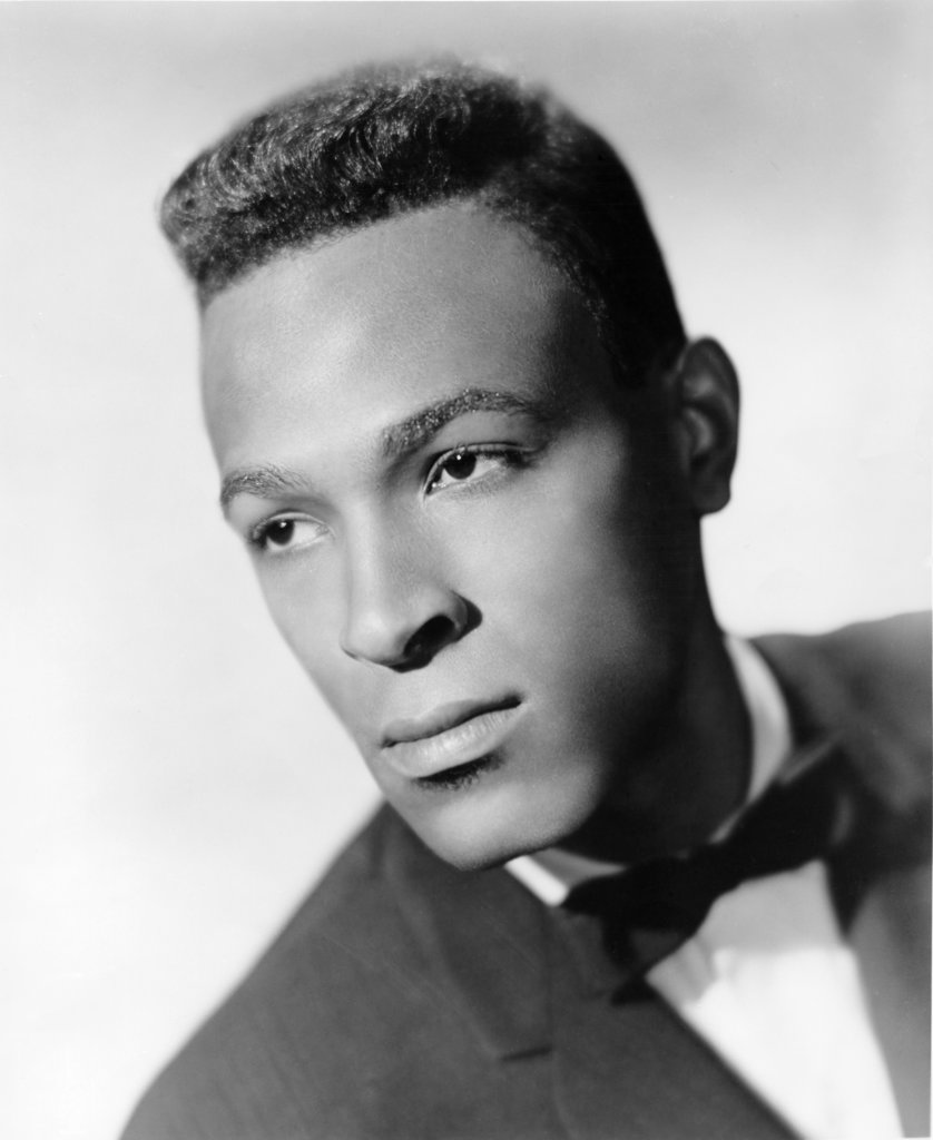 Stock Photo: 990-316 Marvin Gaye