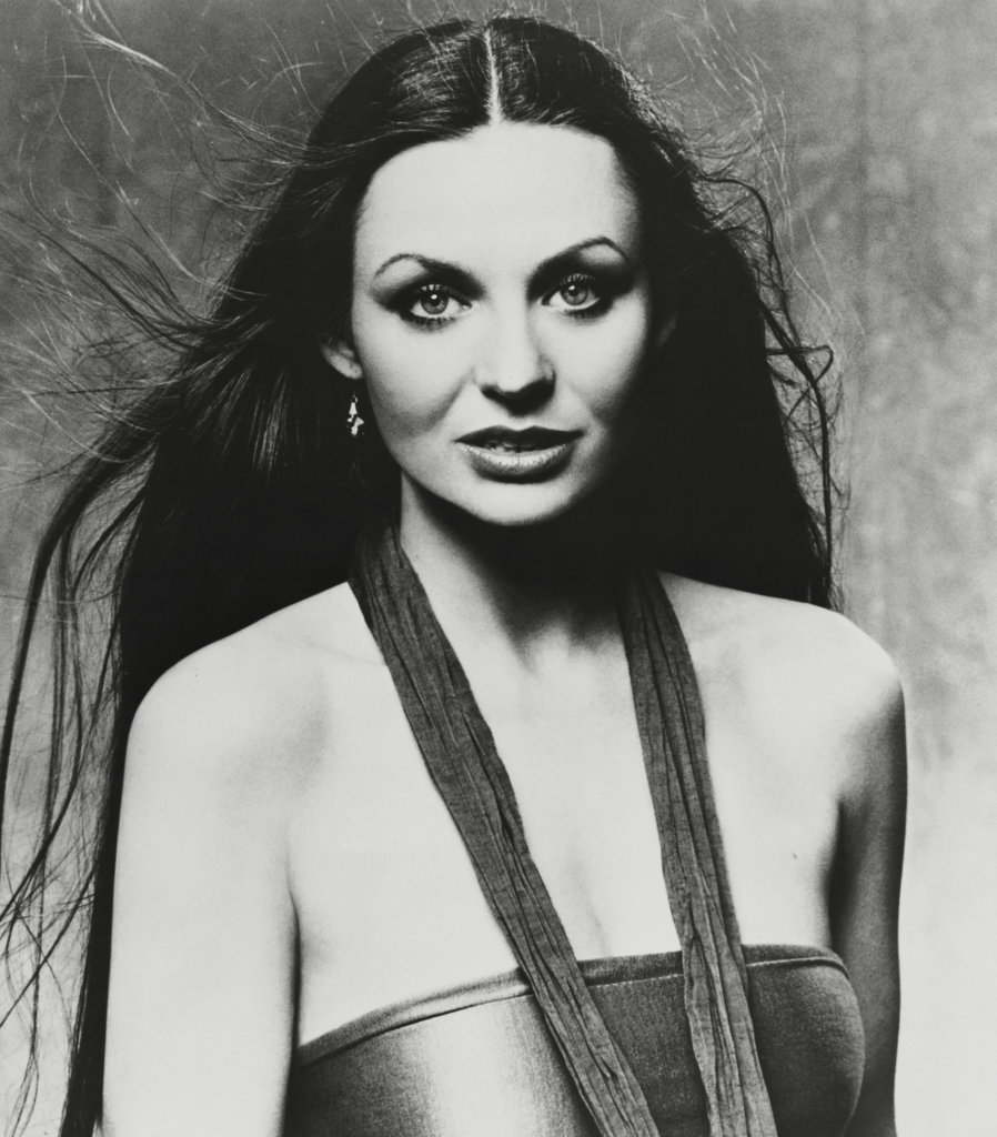Crystal Gayle Country singer : Stock Photo