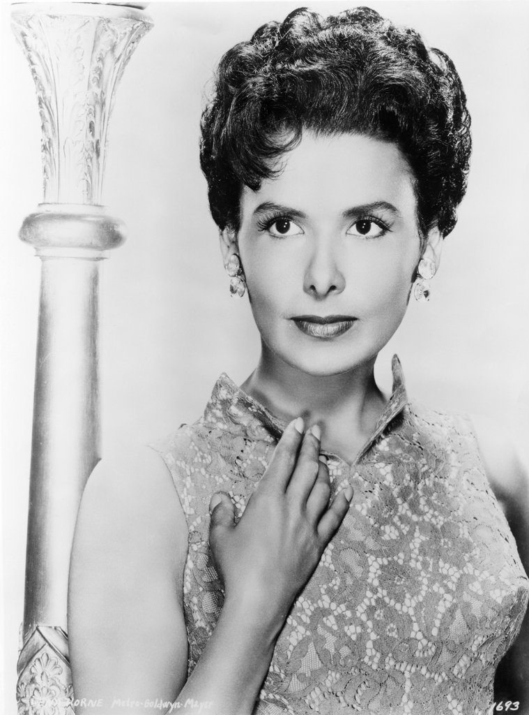 Stock Photo: 990-332 Lena Horne