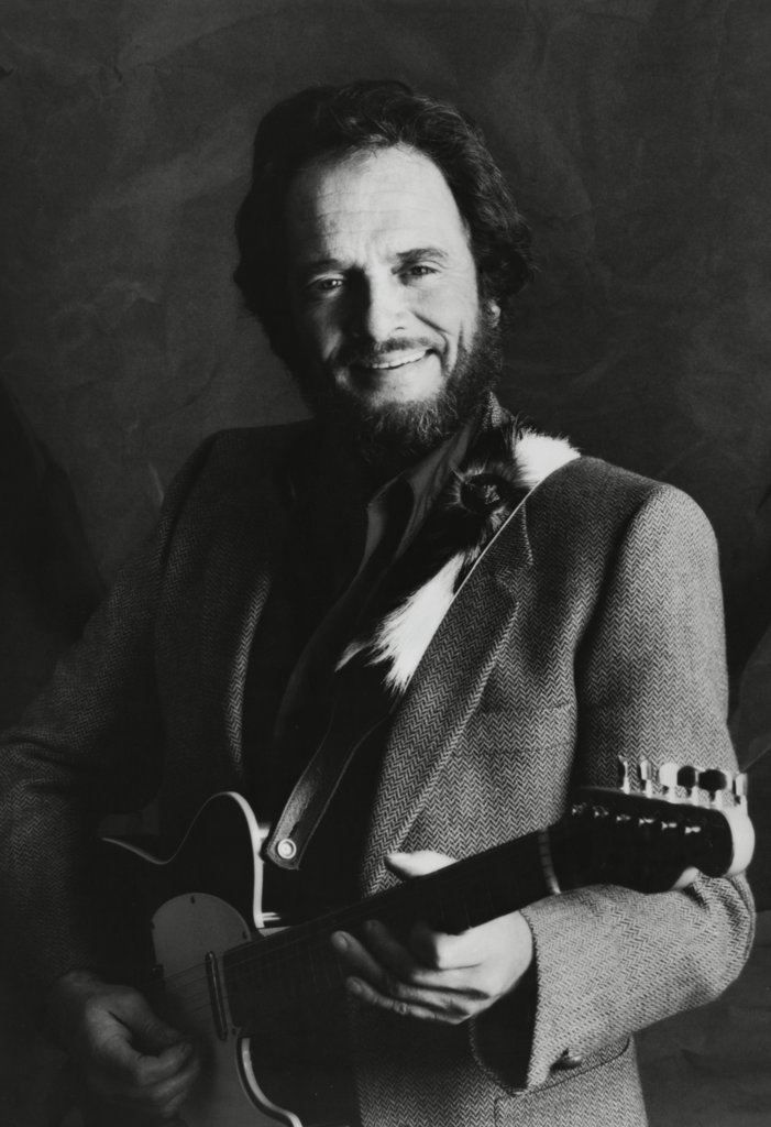Stock Photo: 990-339 Merle Haggard