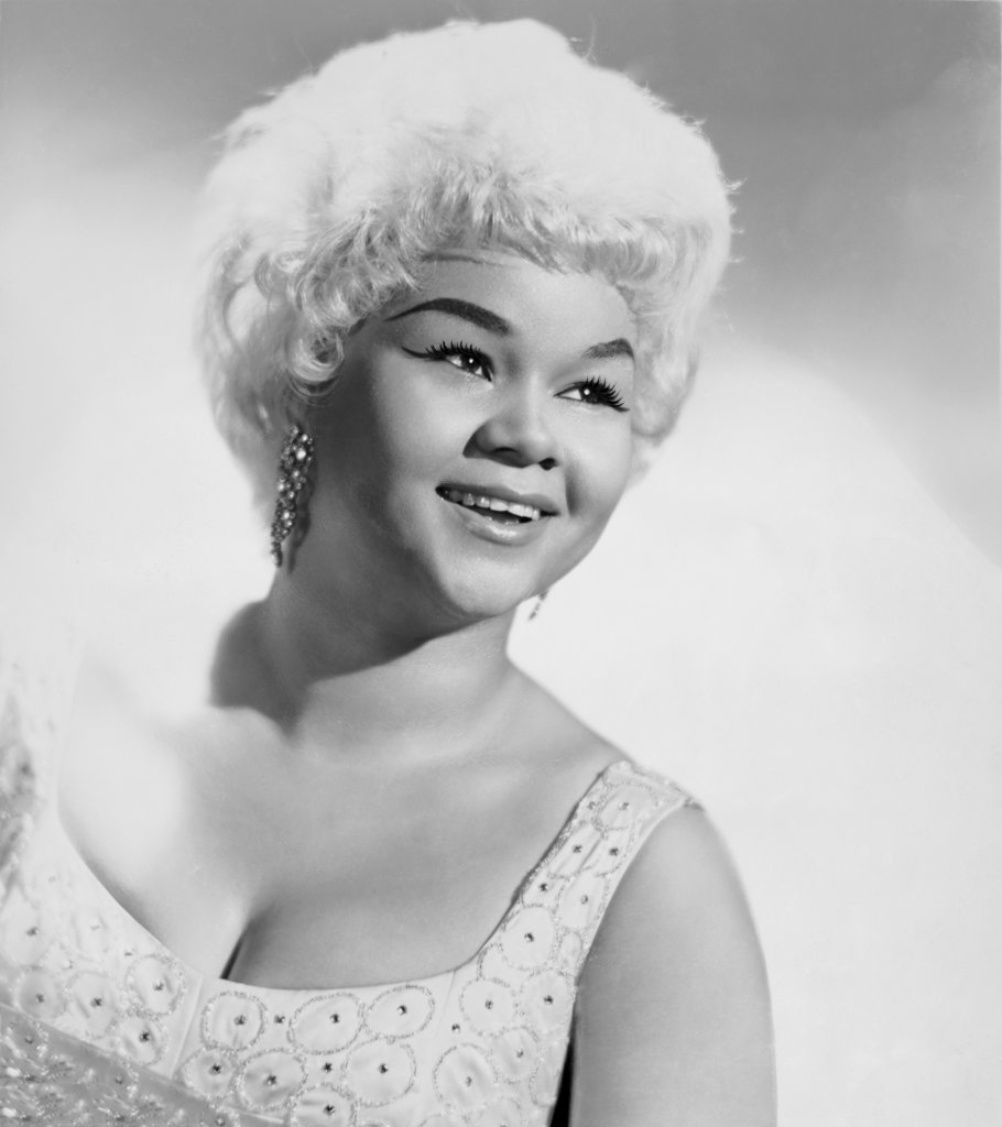 Etta James : Stock Photo