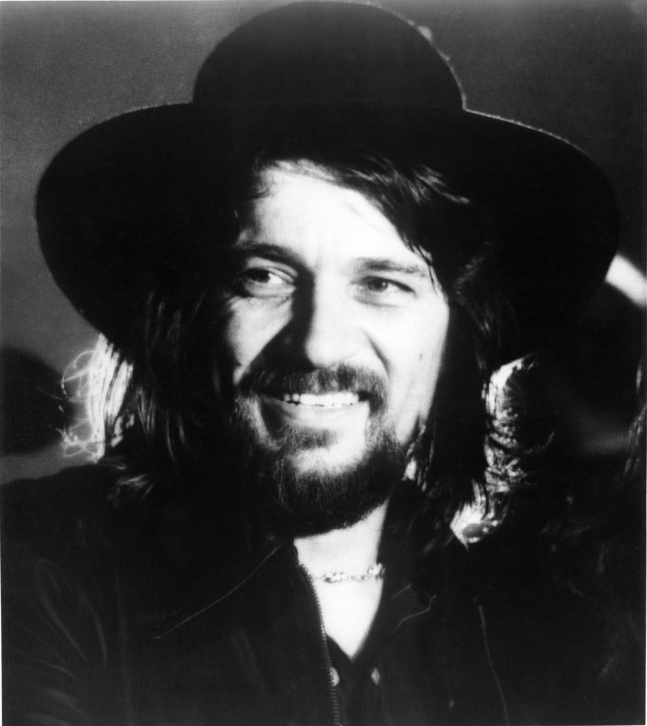 Stock Photo: 990-356 Waylon Jennings