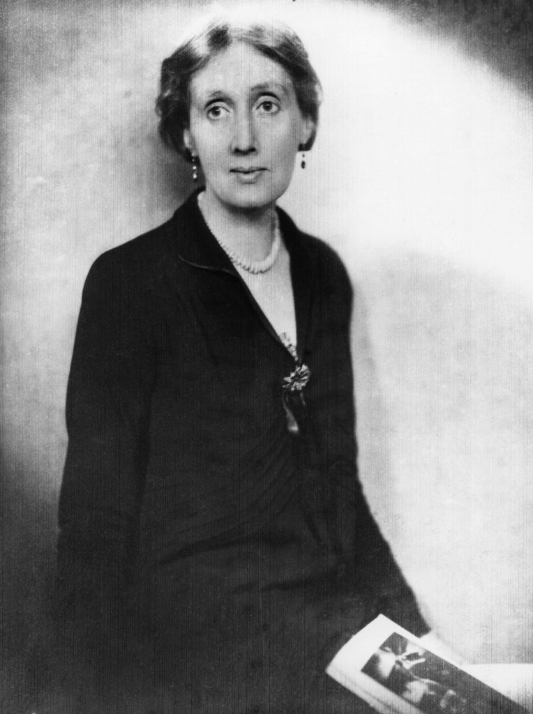 Stock Photo: 990-359103 Portrait of Virginia Woolf