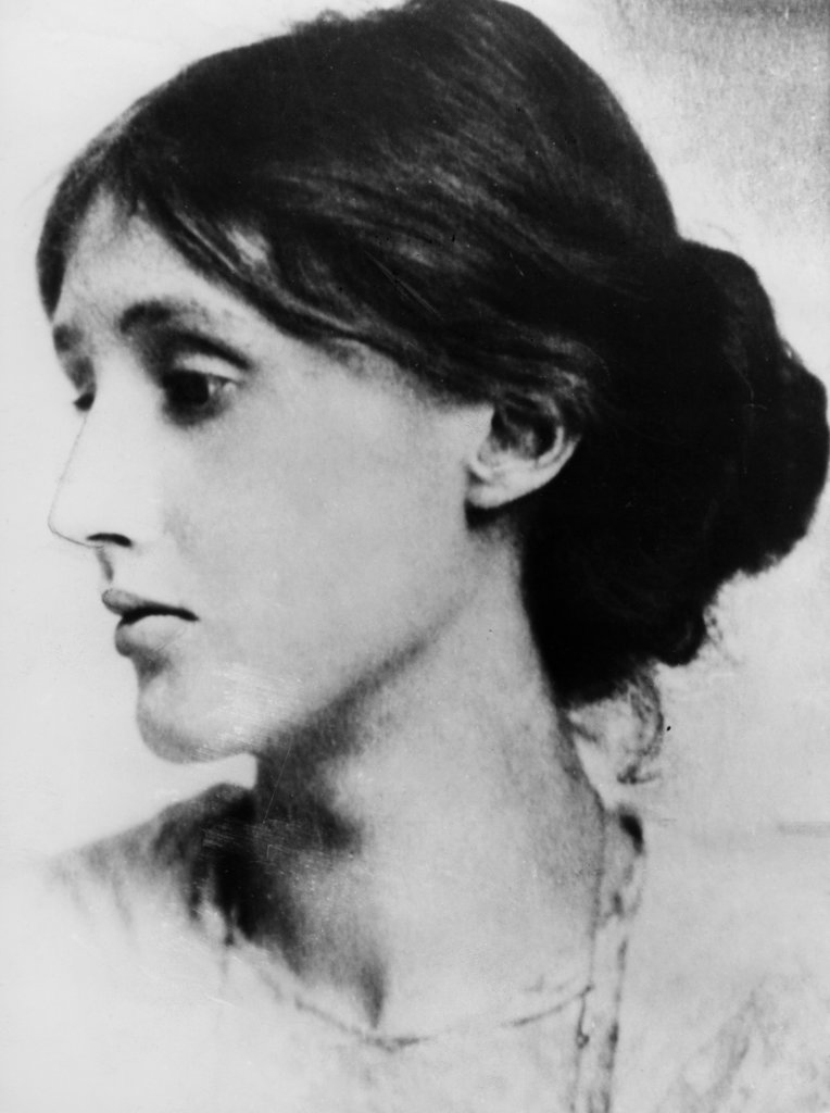Stock Photo: 990-359105 Portrait of Virginia Woolf