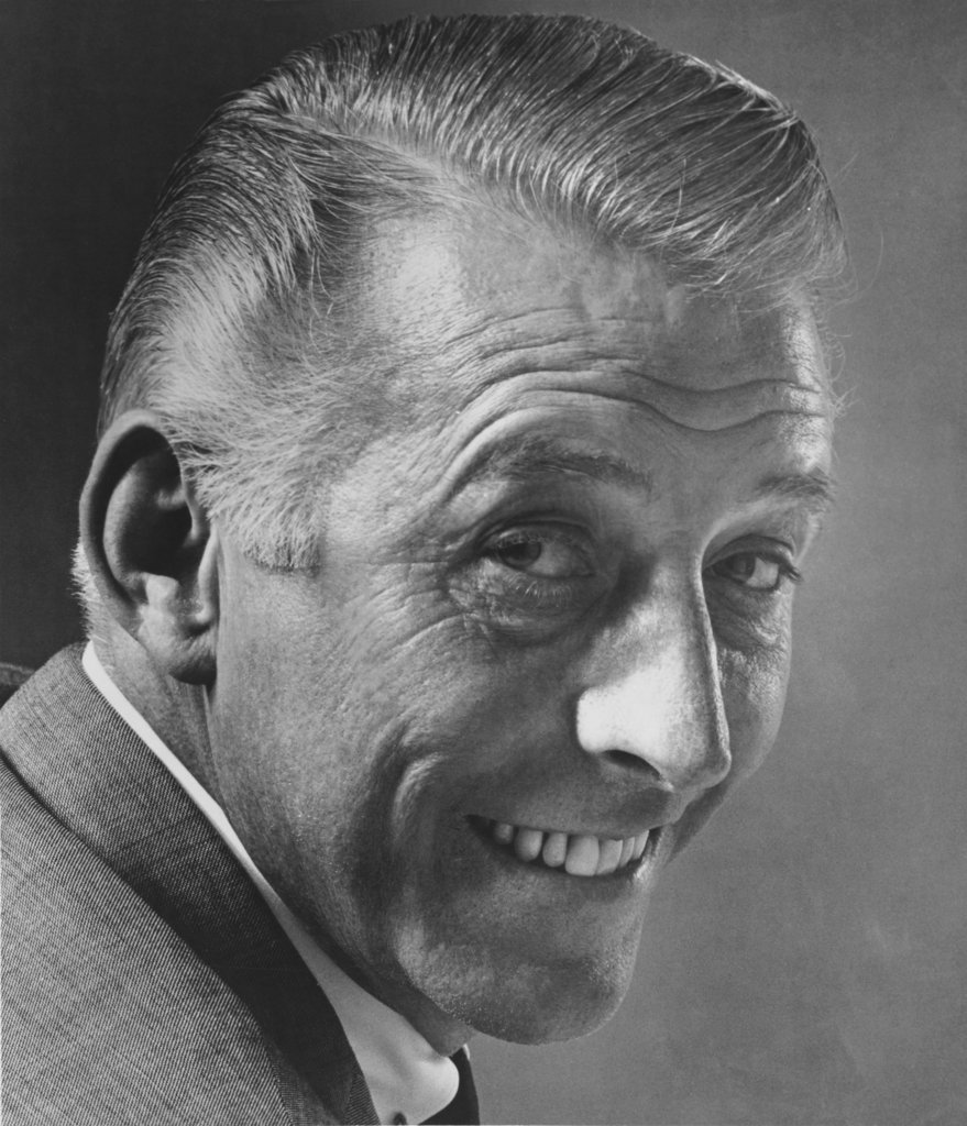 Stock Photo: 990-367 Stan Kenton