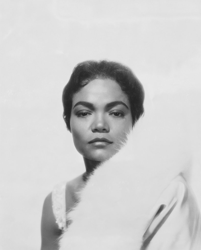 Stock Photo: 990-370 Eartha Kitt