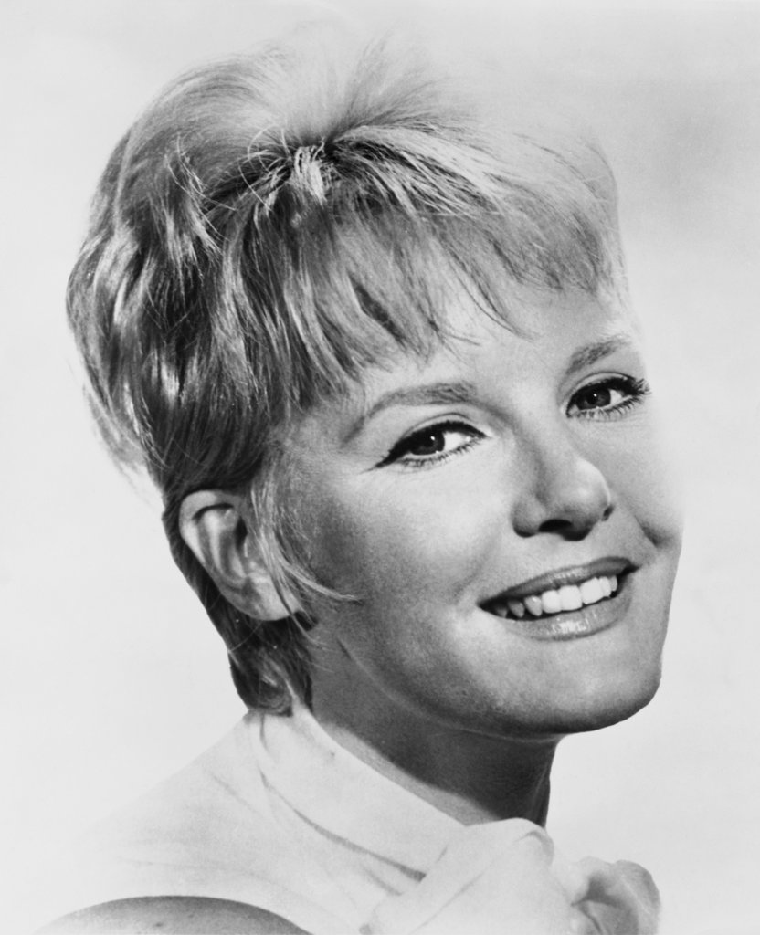 Stock Photo: 990-3719 Petula Clark Singer