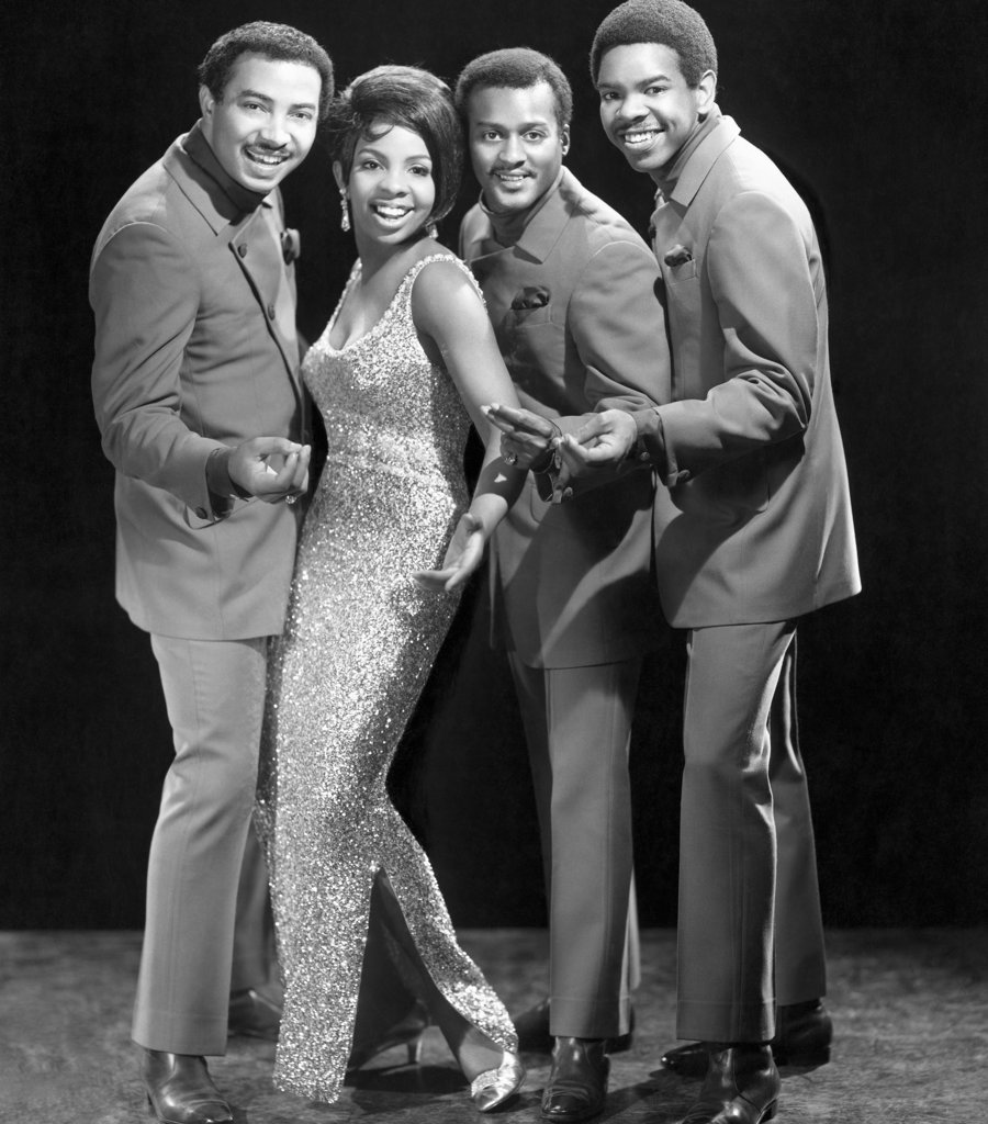 Stock Photo: 990-375 Gladys Knight & the Pips