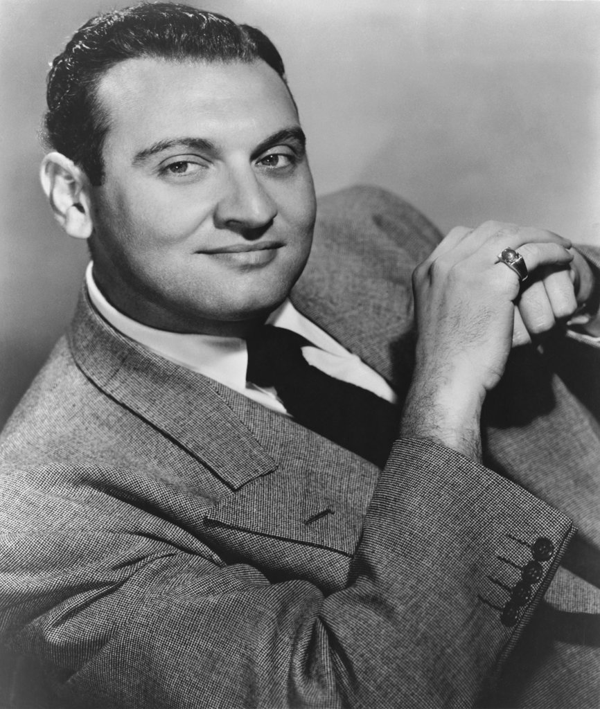 Stock Photo: 990-405 Frankie Laine