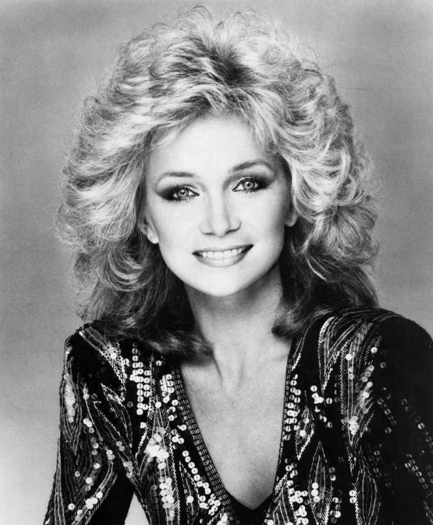 Stock Photo: 990-421 Barbara Mandrell