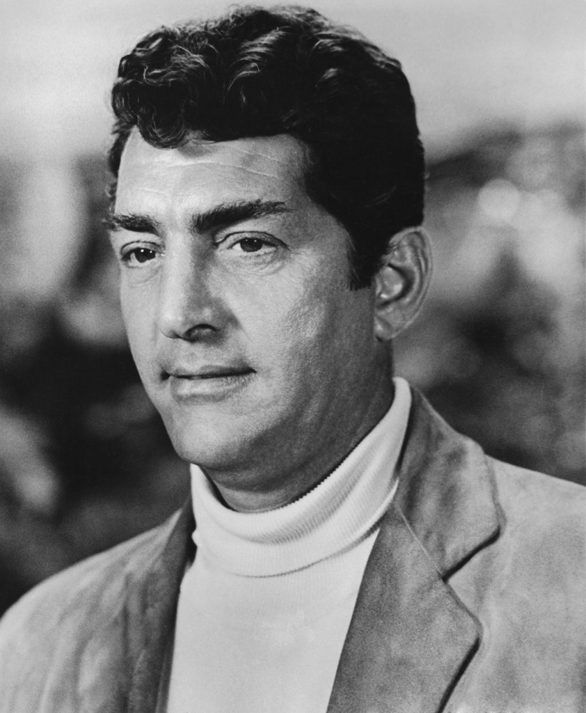 Stock Photo: 990-427 Dean Martin Singer and Actor (1917-1995)