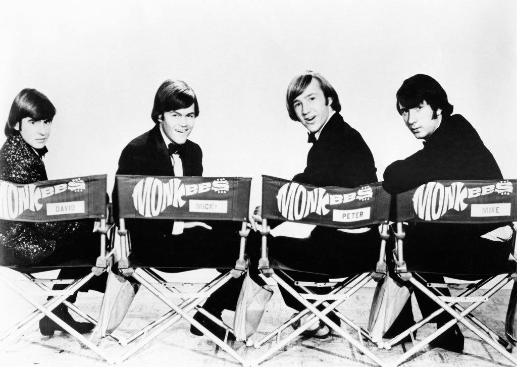 Stock Photo: 990-431 The Monkees