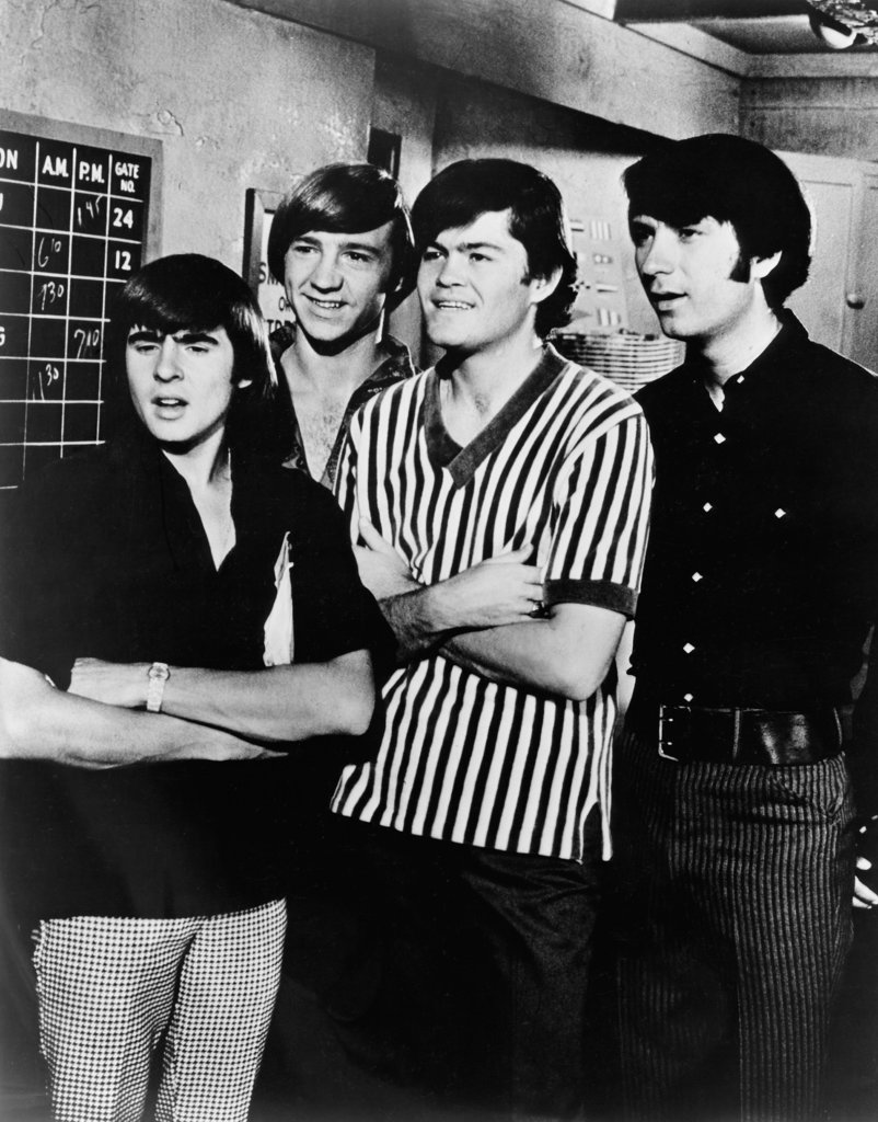 Stock Photo: 990-432 The Monkees