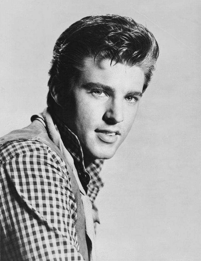Ricky Nelson Singer and actor : Stock Photo