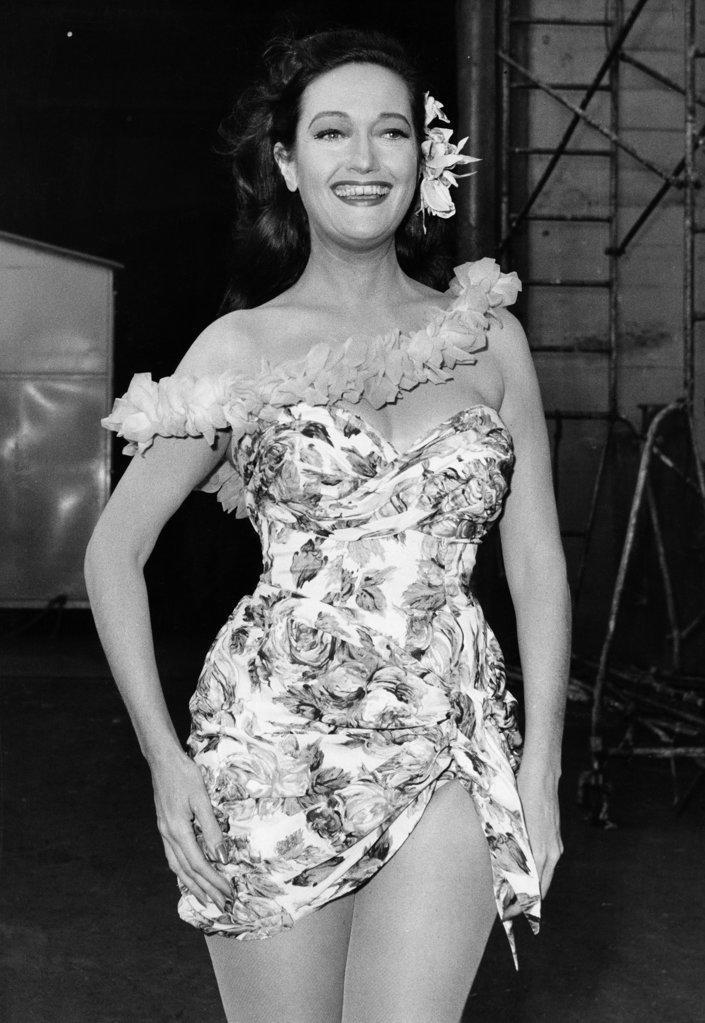 Dorothy Lamour, Actress, (1914-1996) : Stock Photo