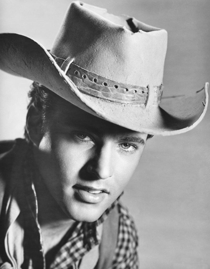 Stock Photo: 990-444 Ricky Nelson, (1940-1985)