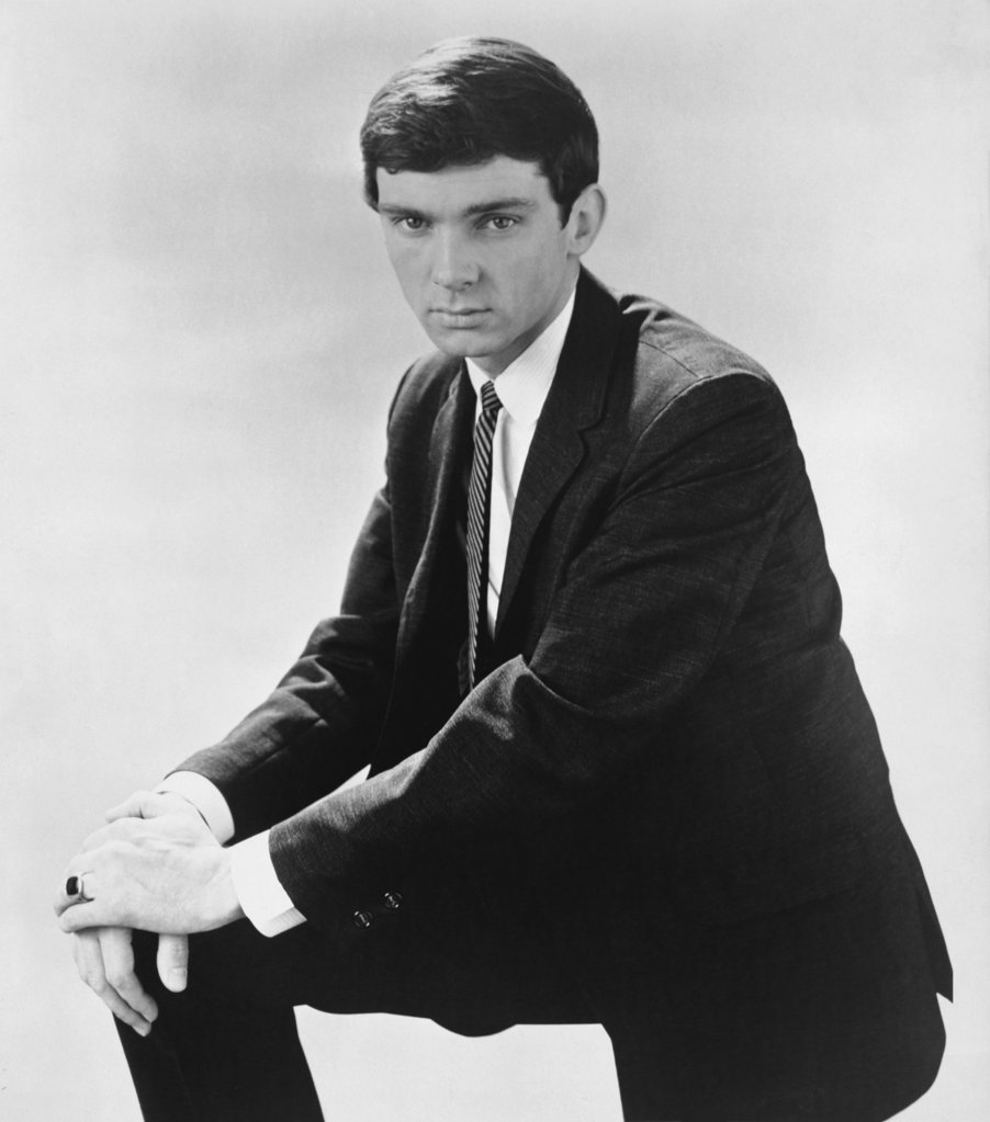 Stock Photo: 990-455 Gene Pitney Singer and songwriter