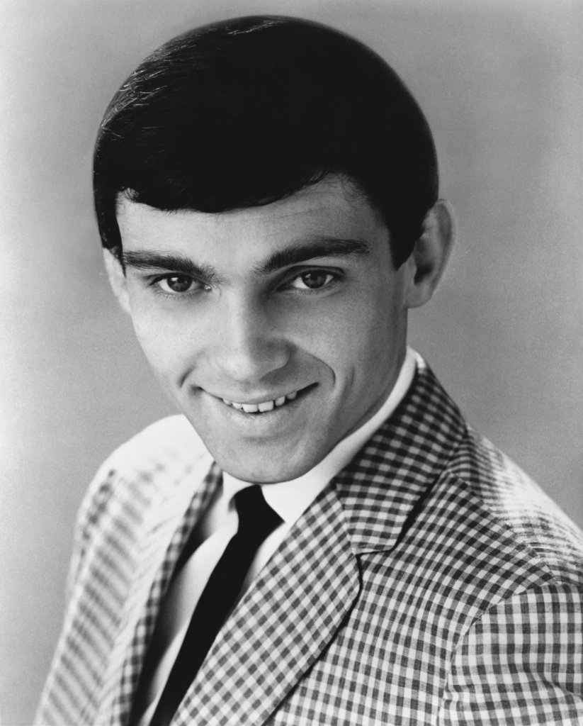 Gene Pitney Singer and songwriter : Stock Photo