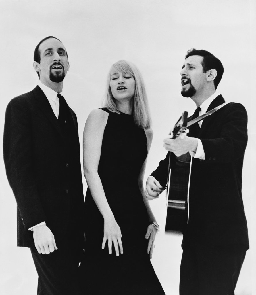 Peter, Paul and Mary : Stock Photo