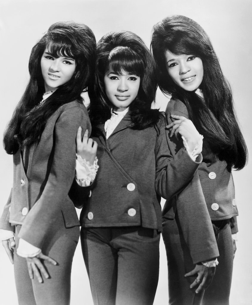 The Ronettes : Stock Photo