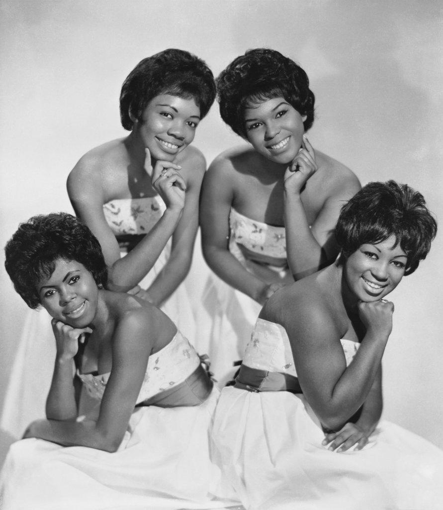 Stock Photo: 990-514 The Shirelles 1961