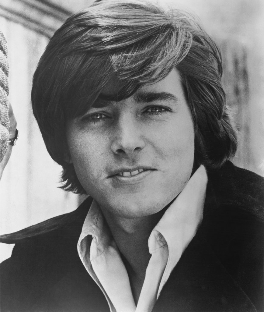 Stock Photo: 990-518 Bobby Sherman Singer and actor