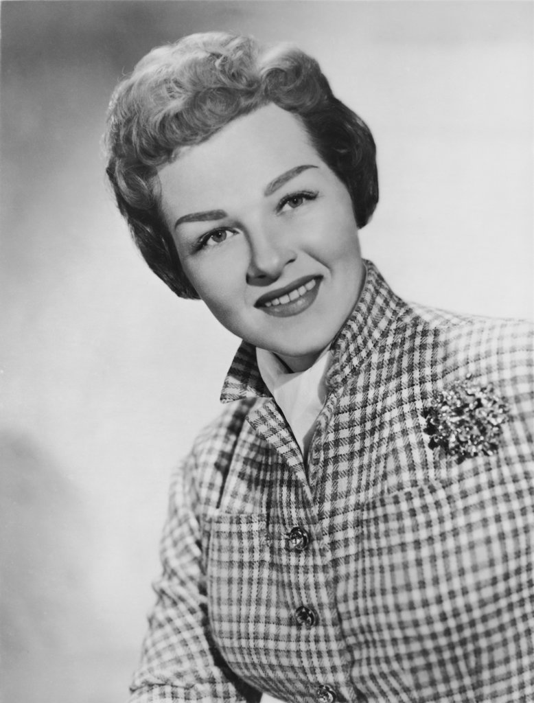 Jo Stafford Singer : Stock Photo