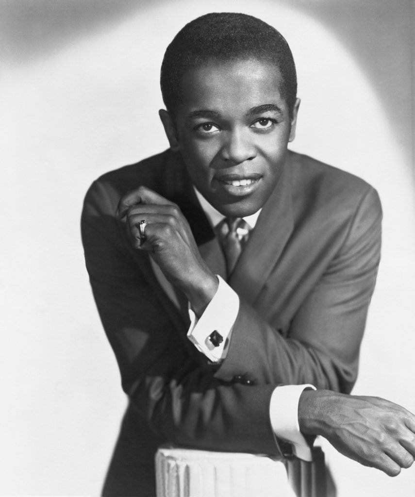 Stock Photo: 990-622 Lou Rawls