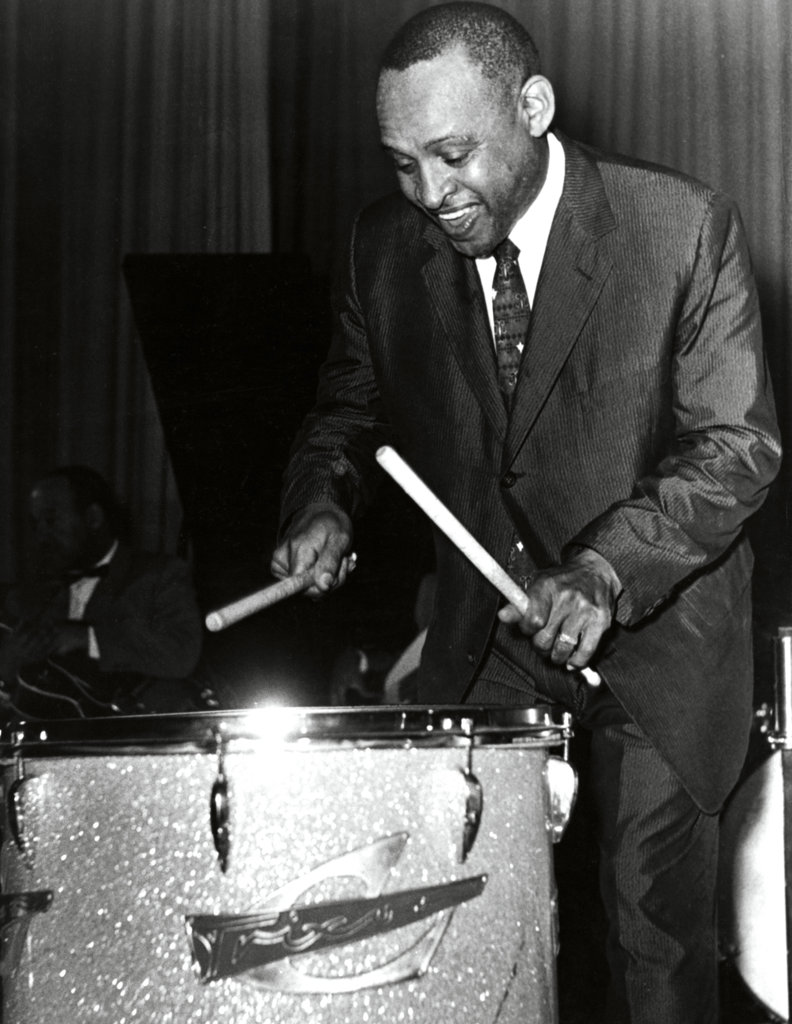 Lionel Hampton, Jazz Bandleader & Percussionist, (1908-2002) : Stock Photo