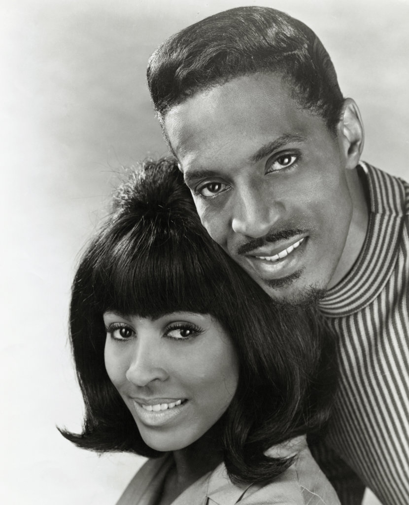 Stock Photo: 990-640 Ike (1931-2007) and Tina Turner