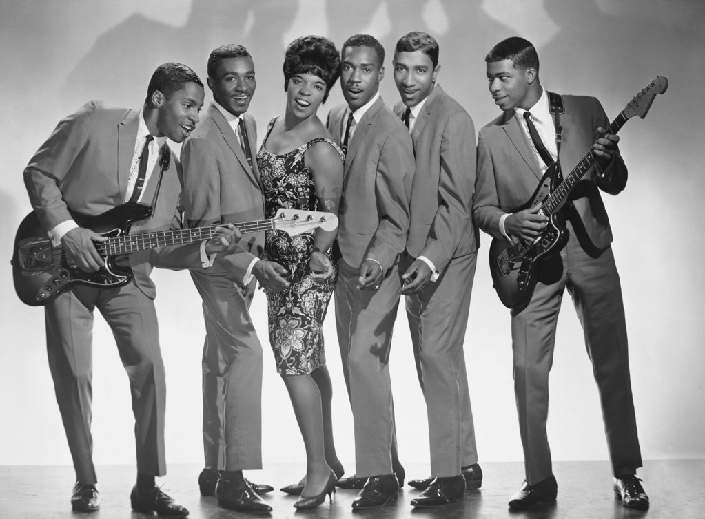 Stock Photo: 990-646 Ruby & the Romantics