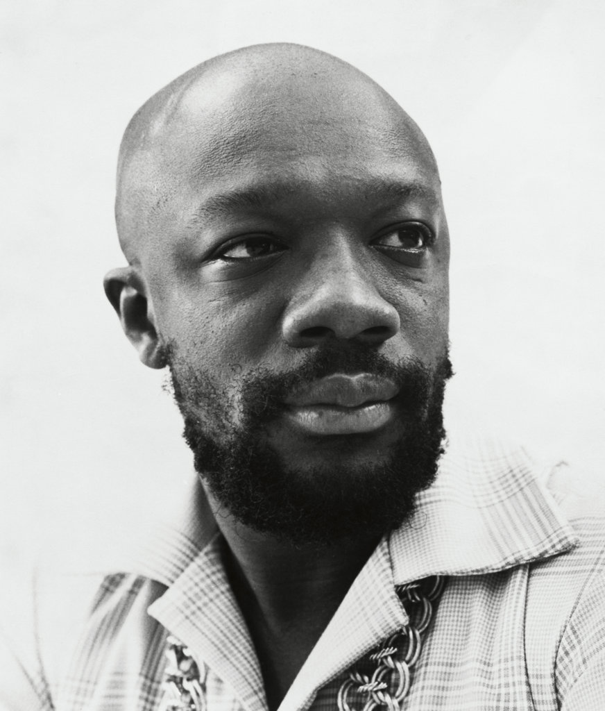 Stock Photo: 990-648 Isaac Hayes