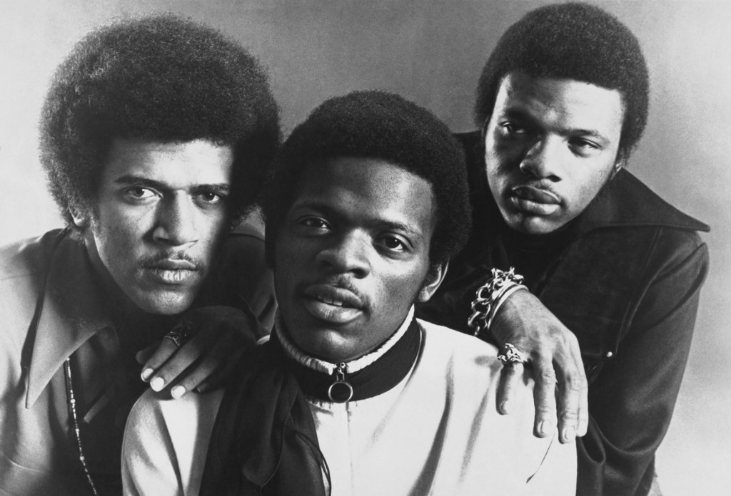 Stock Photo: 990-663 The Delfonics Soul singing group