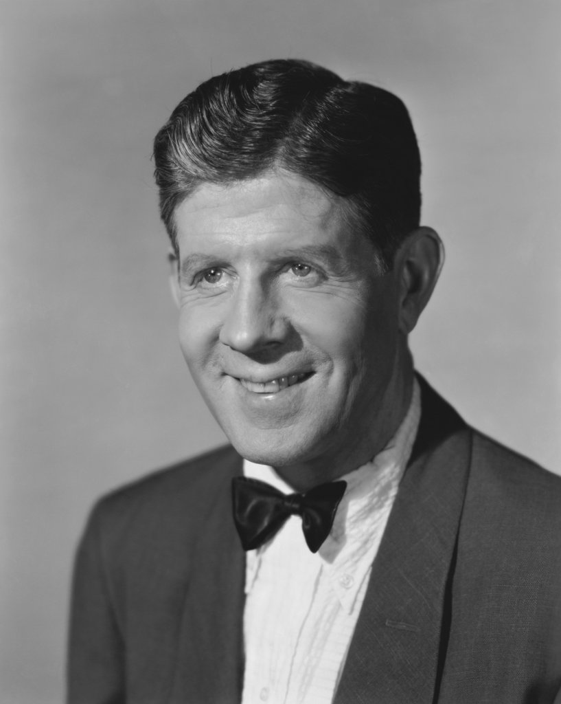 Stock Photo: 990-687 Rudy Vallee Singer and bandleader