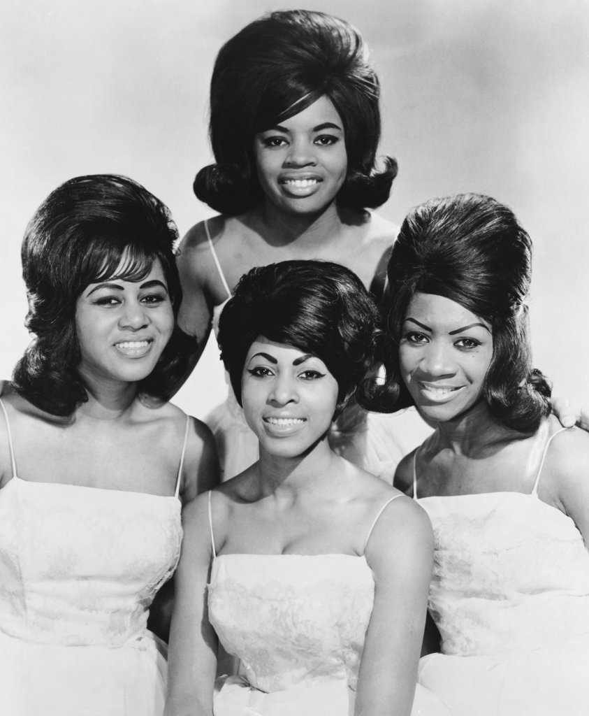 Patti LaBelle and the Bluebelles : Stock Photo