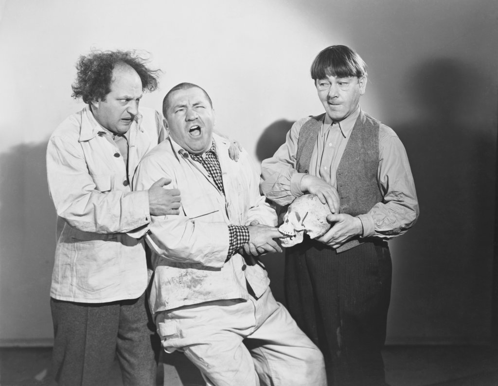 Three Stooges : Stock Photo