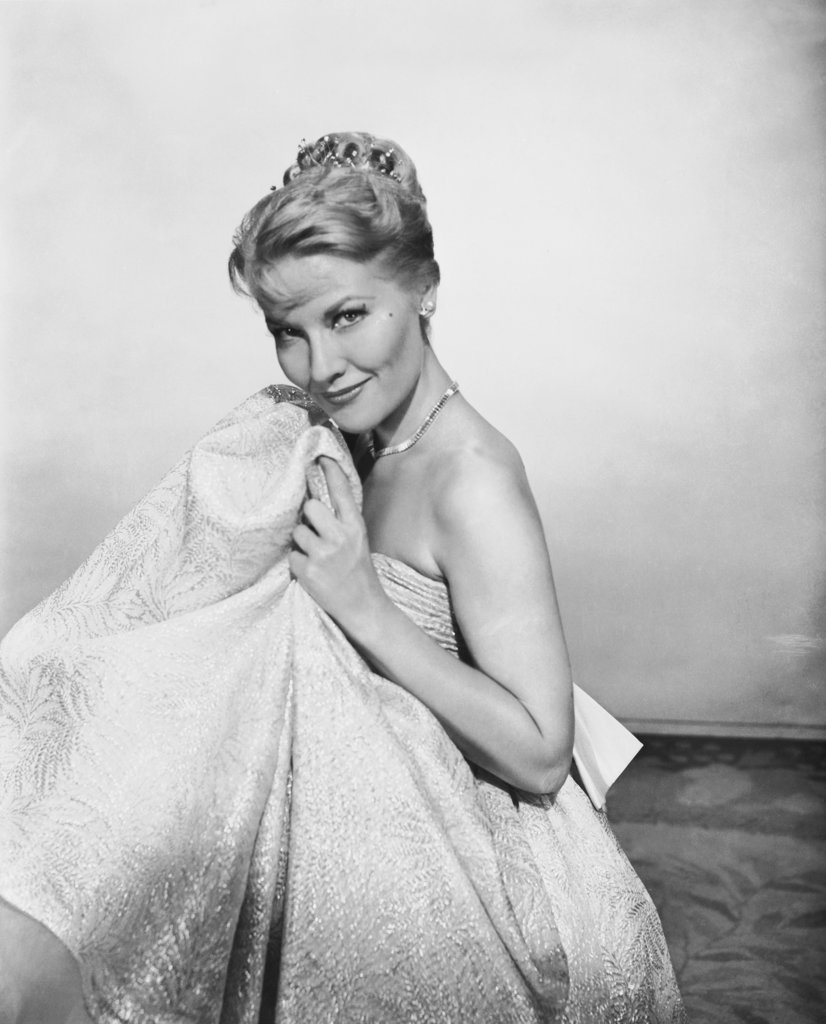Stock Photo: 990-937 Patti Page