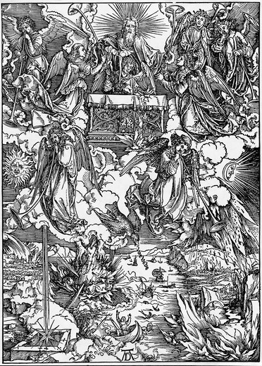 Stock Photo: 995-1154 Last Judgement