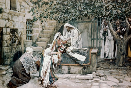 Raising of Jairus's Daughter