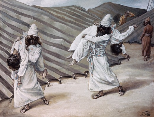 The Dead Bodies Carried Away