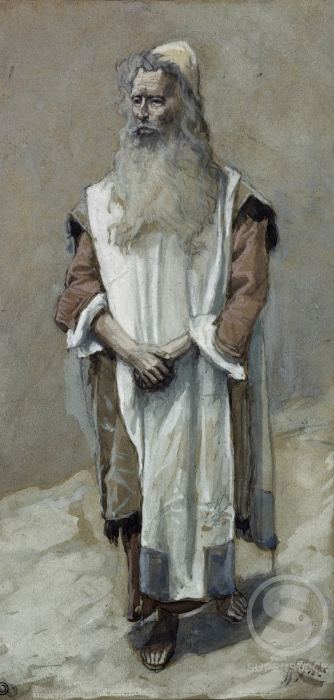 Stock Photo: 999-127 Moses